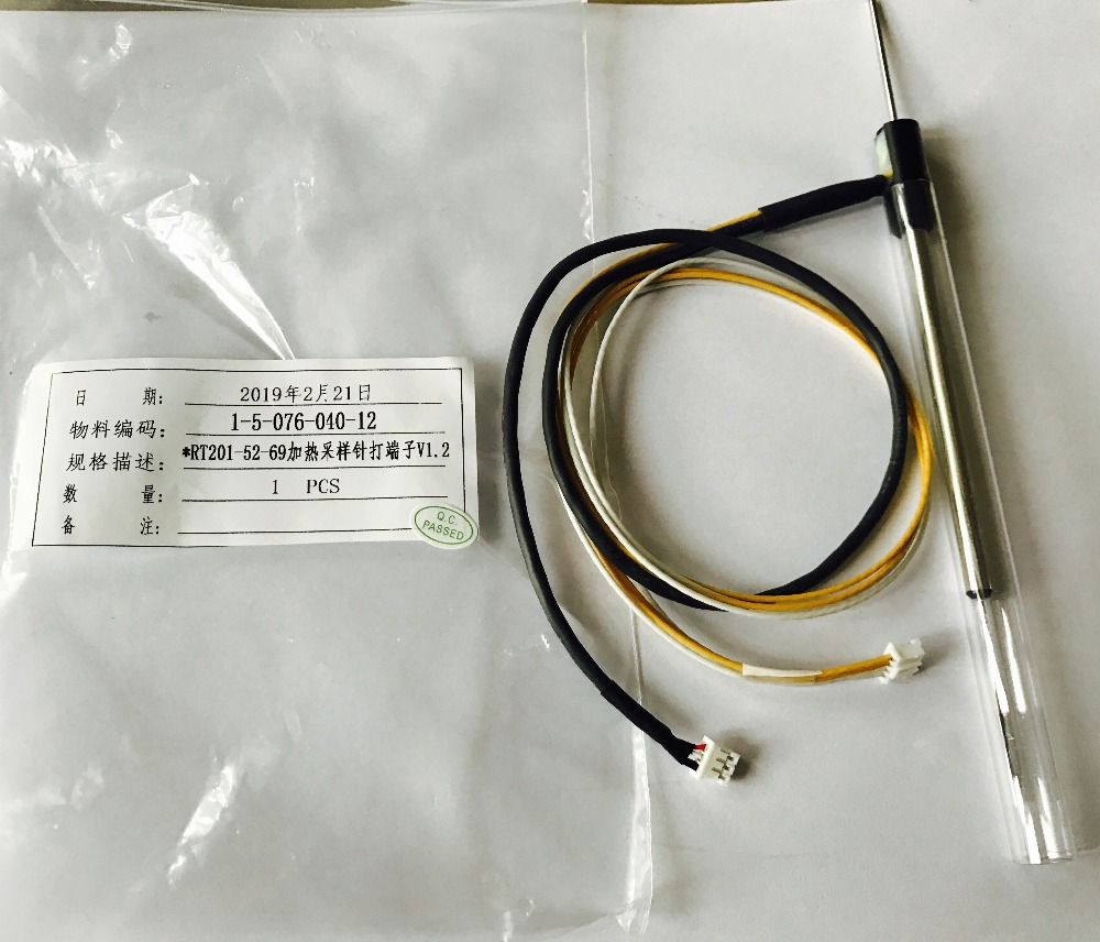 Rayto China shenzhen sample needle for Coagulation Analyzer RAC 050 New Original