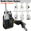 Universal Multi-function Radio Case Holder Walkie Talkie Portable Protection Package for Baofeng/Kenwood/Yaesu Most Interphone