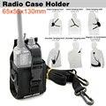 Universal função de rádio caso de proteção para Baofeng Walkie Talkie portátil / Kenwood / Yaesu mais telefone