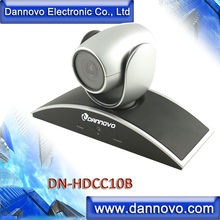 DANNOVO 720P USB PTZ Video Conference Room Camera,10x Optical Zoom(DN-HDCC10B) free shipping dannovo hd usb web conferencing camera 10x optical zoom hd 720p webcam dn hdc06b10