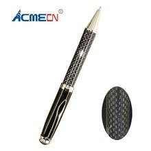 Free shipping Hot sale Classic Metal Carbon Fiber Ball Pen