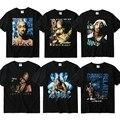 Venda quente Roupas de Marca Rap Gangsta Tupac 2pac Homens Tshirts do Algodão camisa Hip Hop Relacionado Com Gangues de Impressão Mulheres Homens Tupac Tee Camisetas