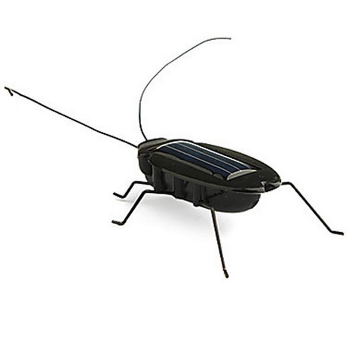 Solar Cockroach Robot Kit