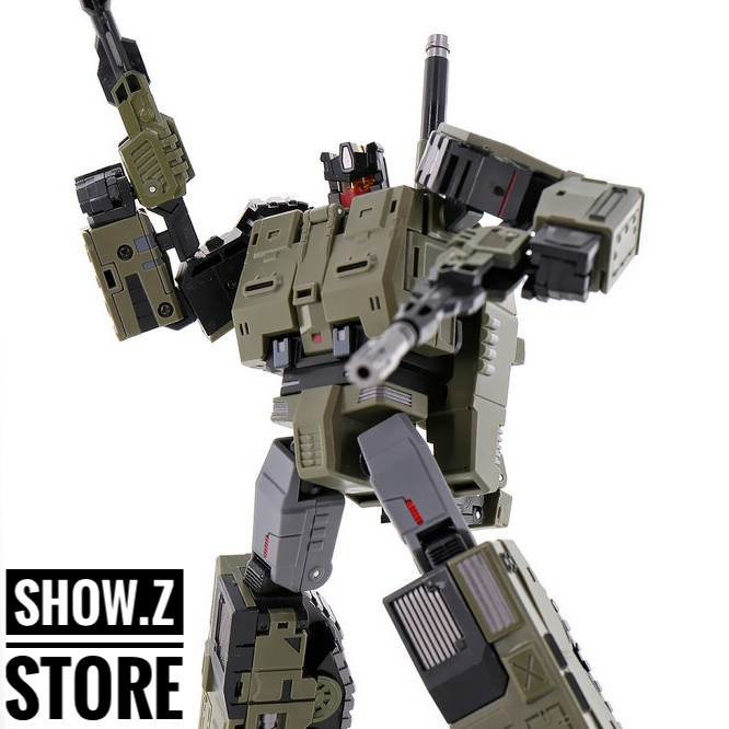 [Show.Z Store] Unique Toys M-01 Archimonde Ragnaros Combiner Brawl Bruticus Transformation TF Action Figure [show z store] [pre order] tfc toys trinity force tf 03 wildchaser blacker transformation action figure