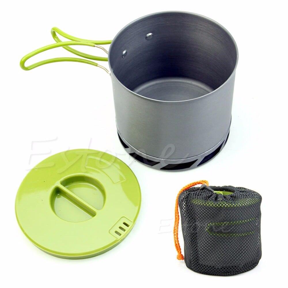 Кемпинг инструмент новый на открытом воздухе кемпинг Кухонная Посуда альпинизмом Пособия по кулинарии Пикник Пот Пан