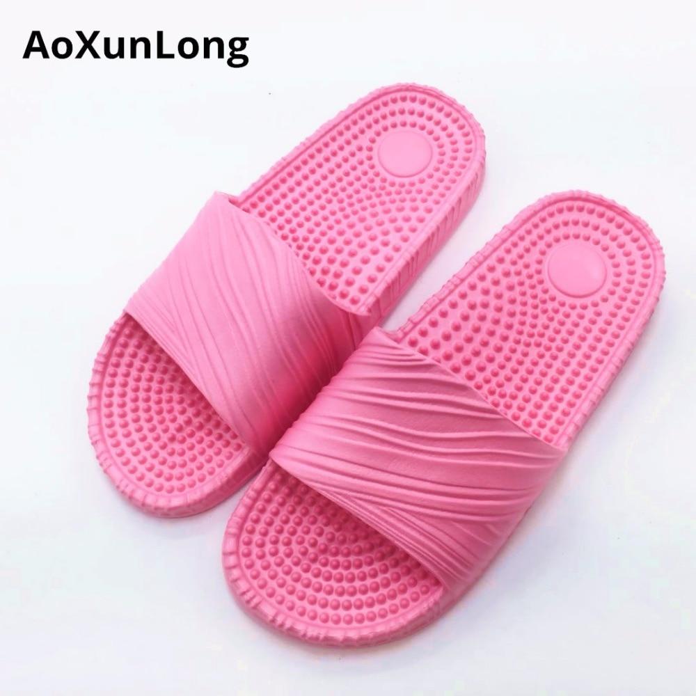 AoXunLong Zapatillas de Masaje de Verano Mujeres Zapatillas de Playa - Zapatos de mujer - foto 1