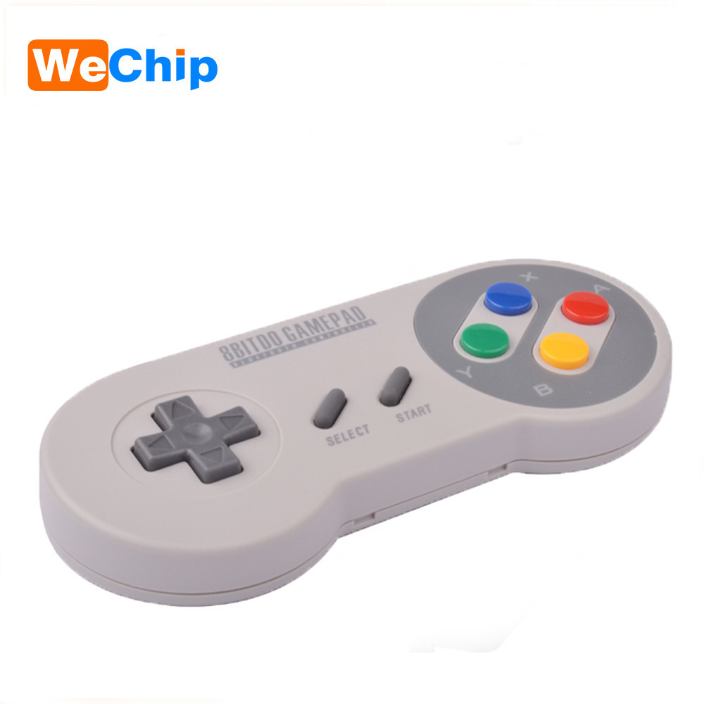 где купить 8Bitdo SF30 Mini Wireless Bluetooth Gamepad Smart Joystick Pc Game Controller for PC Android with Xtander for NES30/SNES30 по лучшей цене