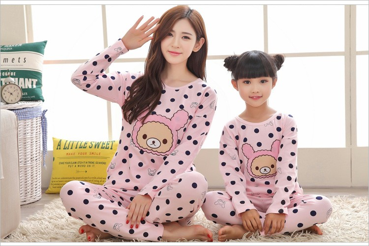 christmas family pajamas (3)