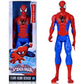 New TITAN HERO SERIES ULTIMATE SPIDER-MAN Movie Spiderman 30CM Ultra Action Figure Toys For Kids with Retail Box