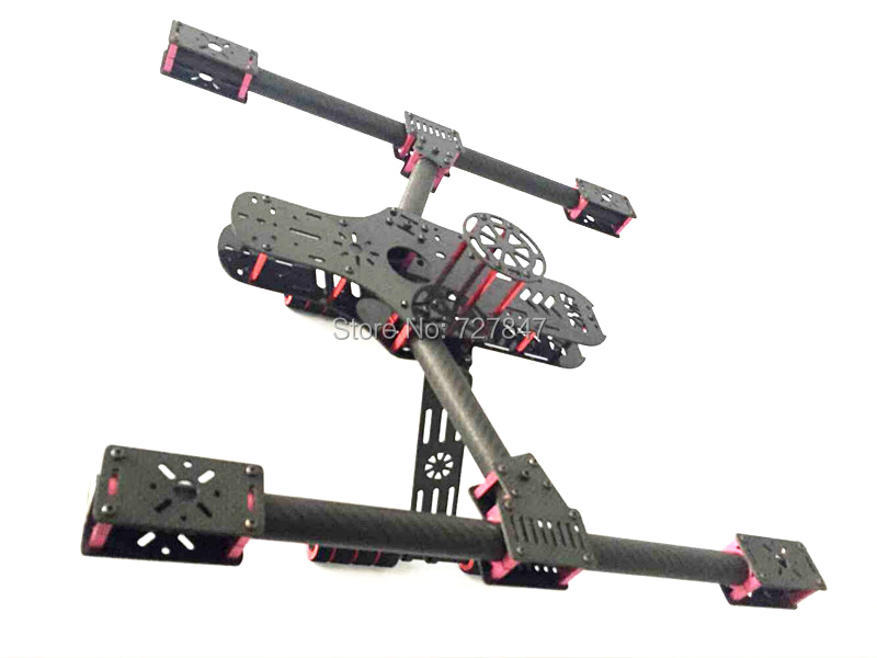 DA500 Alien Carbon Fiber Mini Quadcopter Octacopter X4 X8 Frame set for FPV Photography fpv quadcopter x500 500 quadcopter frame 500mm