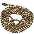 50 pcs 2.4mm cadeias dog tag bola colares 70 cm chaveiros atacado cadeias de bola com conector fecho para jóias suprimentos