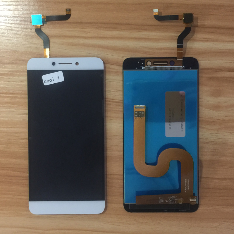 Für LeTV LeEco Coolpad Cool1 Kühlen 1 C106 C106-7 C106-9 Volle LCD Display + Touch Screen Digitizer Montage Ersatz