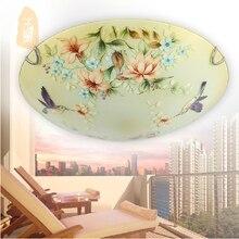 Лампа для спальни, романтическая мода, потолочный светильник в китайском стиле, потолочный светильник Dia300mm 110-220 V CL1035