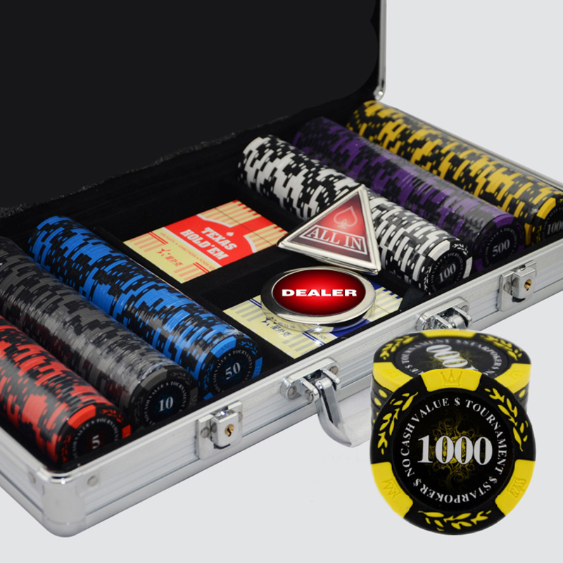 Buy used casino poker chips