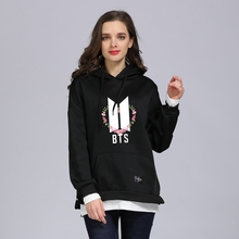 BTS Hip Hop Hooded Sweatshirt