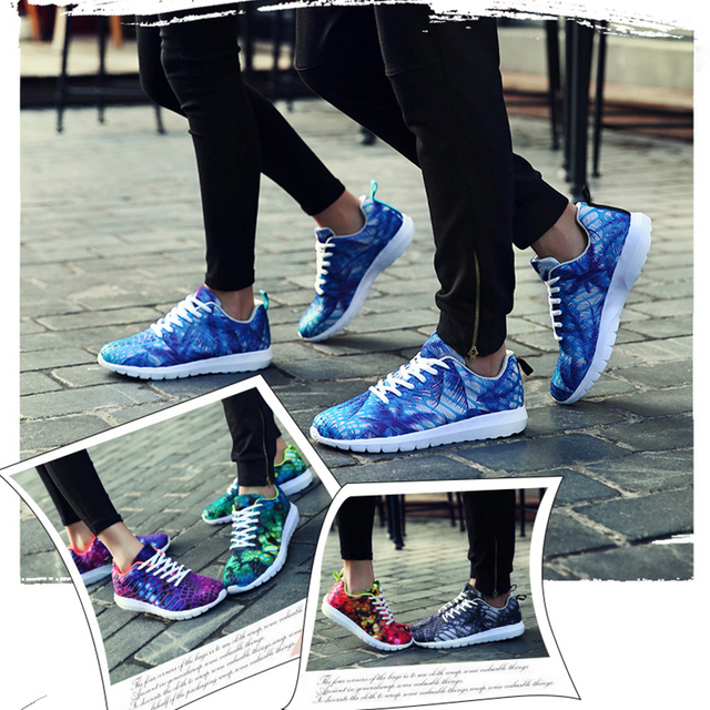 SYTAT Summer Air mesh Breathable Men Women sport casual shoes of leisure shoes men gumshoes chaussure homme ladies gym shoes