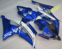 Hot Sales,ABS Plastic fairing For Yamaha YZF600 R6 2008 2016 Motorbike YZF R6 bodywork parts 08 16 YZFR6 Kit (Injection molding)