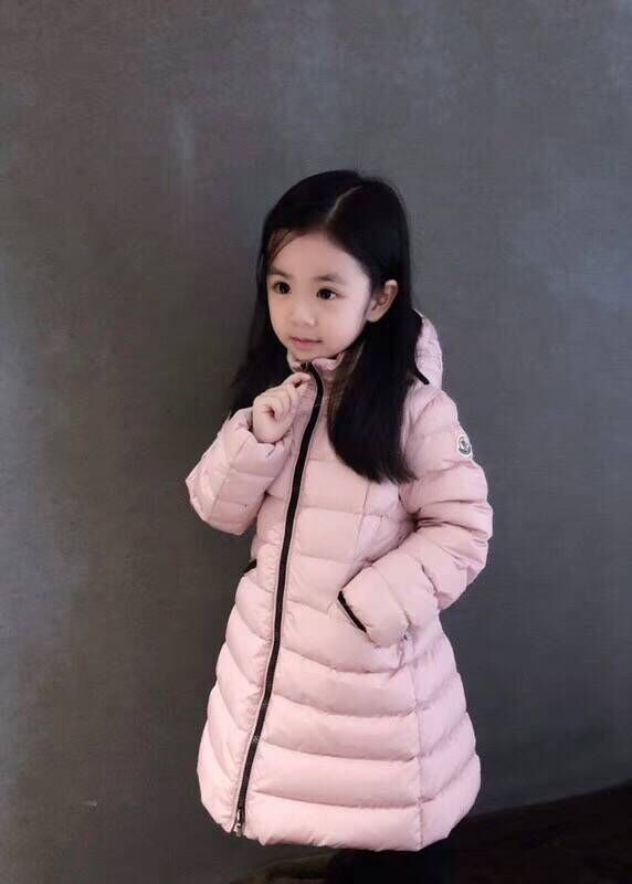 2018 newest children winter jackets Kids Duck Down Coat with Rabbit fur collar for girls parka Outerwear real fur Hoodies basic editions fall winter brown metallic silk fabric cotton coat with rabbit fur collar with belt covered button 7001d11