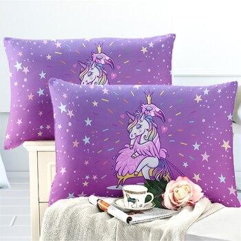 Fall In Love Unicorn Bedding Set
