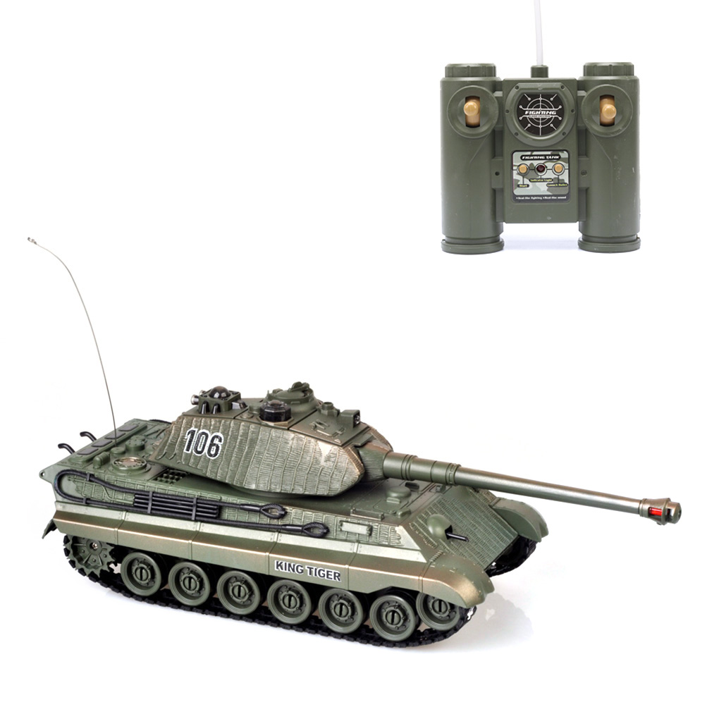 RC Fighting Battle Tank Model Germany 40Mhz 1:28 Scale Recoil After Shoot Remote Control Battling Tank Toys mini 516 rc tank toys with fighting infrared ray led remote control battle tanks model outdoors shoot robot rc toys for kid gift