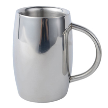 Top Grade Stainless Steel Mug insulated tumbler Double Wall Coffee Milk Tea Beer Cup Drinkware 430 ml 300 cups and mugs