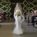White/Ivory Cathedral Wedding Veil With Comb 3M Long Lace Mantilla Bridal Veil Accessories With Flowers Veu De Noiva