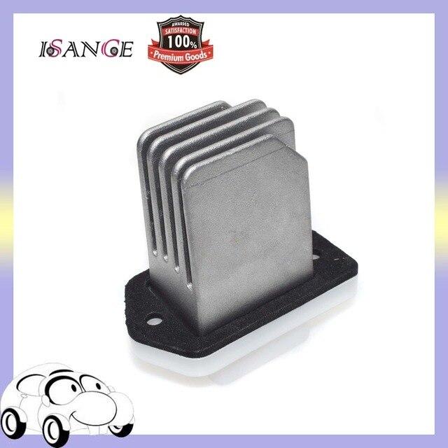 ISANCE Blower Motor Resistor Regulator HVAC For Nissan