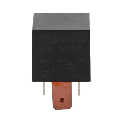 Hot Sale  DC 12V 80A AMP Split Charge 5 Pin Car Vehicle Automotive Van Boat Truck Relay Lahore
