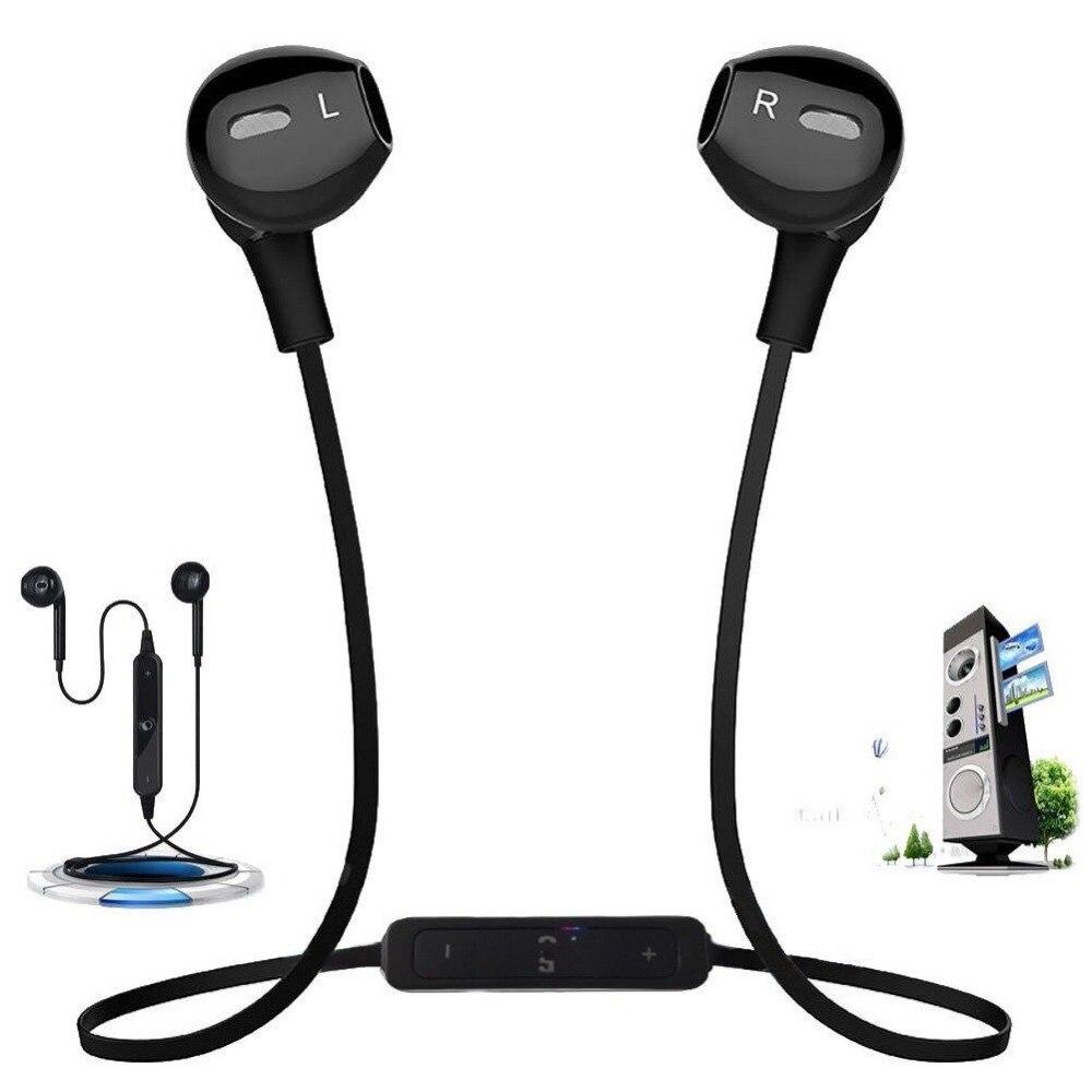 Nuevo auricular Inalámbrico Bluetooth 4.1 auriculares Estéreo B3300 música Auric
