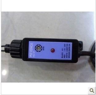 FS-17  keyence   fiber amplifier fs2 62 keyence fiber amplifier