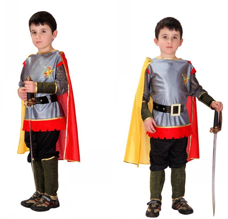 Children Boy Halloween King Cosplay Costume for Party Kids Prince Costume for Carnival Armor Hero Cosplay Costumes for Child 89
