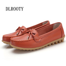 Women Flats Shoes Platform Loafers 2018