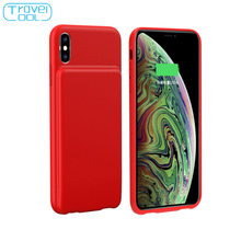 Travelcool 5000mAh Battery Charger Case for iPhone XS MAX 5000 Mah External Smart Phone Ultra Slim