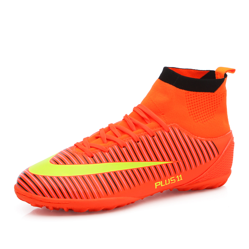 55366d118 Indoor futsal soccer boots sneakers men Cheap soccer cleats superfly  original sock football shoes with ankle