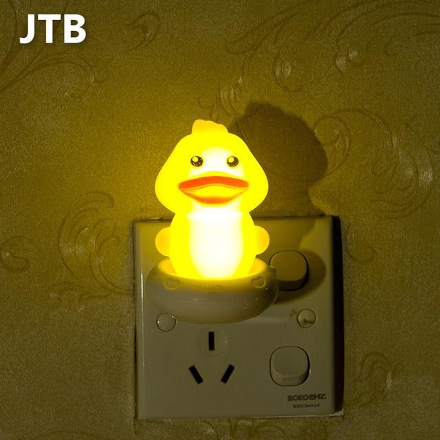 Little yellow duck Light 220V Night Light Yellow color Led Bulb ...