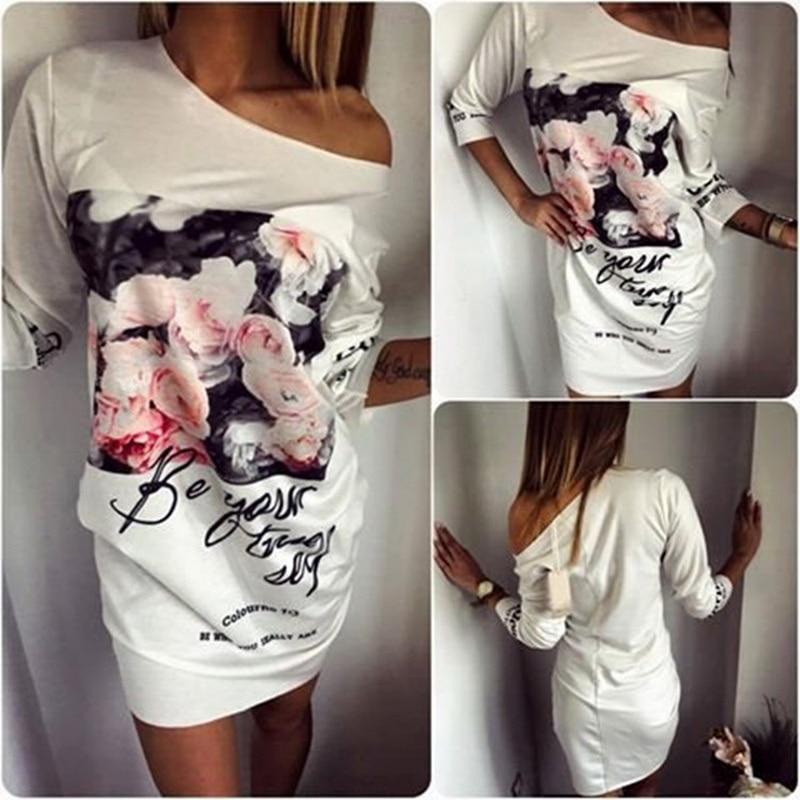 HTB1NjYJdk9E3KVjSZFGq6A19XXaH Women Summer Vintage Dress Middle Sleeve Floral Printed Ladies Dress Bodycon Casual Elegant Mini Pencil Dress Women
