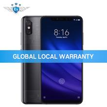 Global Version Xiaomi Mi 8 Pro 8GB 128GB Snapdragon 845 6.21'' AMOLED Display Mobile Phone In-screen Fingerprint 20MP Camera NFC