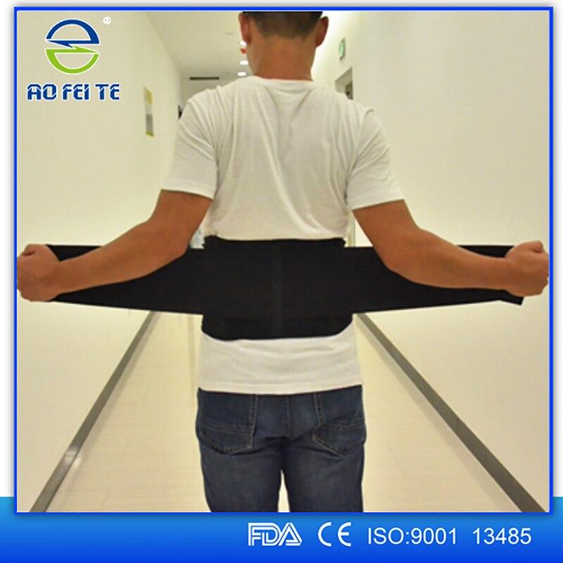 Men Medical Corset 20 PCS Magnet Therapy Waist Belt Brace Power Belt Lumbar Back Safety Belt Pain Relief Lower Back Belt Brace