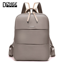 DIZHIGE Brand Fashion Waterproof Oxford Multi-pocket Women Backpack High Quality School Bag For Women Casual Large Capacity Bags hot sale new arrive brand high quality multi function oxford bag 17 3 laptop bags waterproof briefcase large capacity bags b34