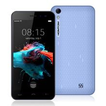5,0 zoll homtom ht16 smartphone 1 gb ram 8 gb rom celular android 6,0 mtk6580 quad-core-handy 3000 mah 8.0mp dual sim telefon