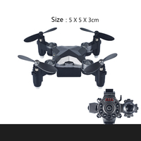 New RC Drone Helicopter 2.4G RC Quadcopter Drone with watch controller 4CH RC Helicopter Drones with 0.3MP camera or no camera