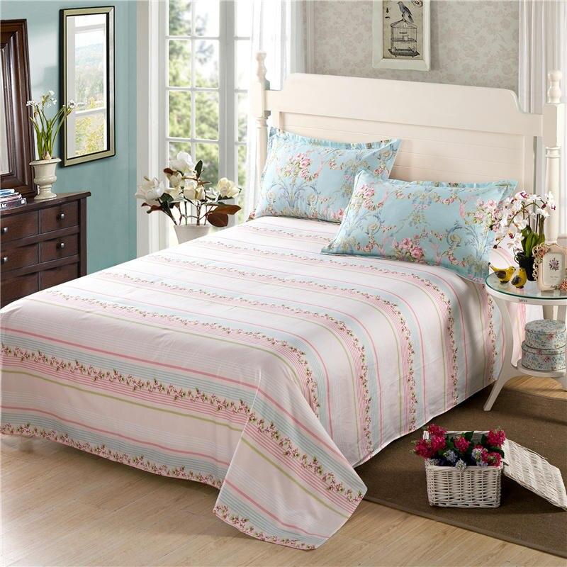 buy 100 cotton soft flat sheet twin full. Black Bedroom Furniture Sets. Home Design Ideas
