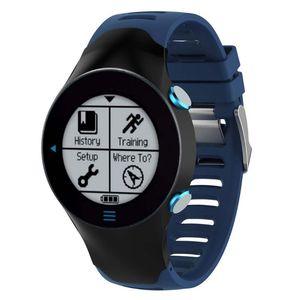 Image 3 - Correa de reloj de silicona de repuesto para Garmin Forerunner 610, reloj con herramientas Nov 26A