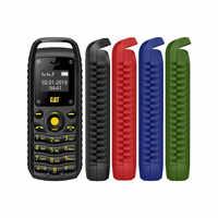 UNIWA B25 Ha Sbloccato Il Telefono Cellulare Super Mini Piccolo 2G GSM Cellulare Bluetooth Auricolare Senza Fili Del Capretto 380mAh Della Batteria Mobile telefono
