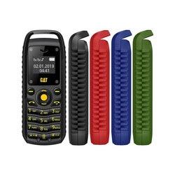 UNIWA B25 Unlocked Mobile Phone Super Mini Small 2G GSM Cellphone Bluetooth Wireless Earphone Kid 380mAh Battery Mobile Phone