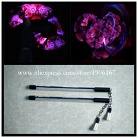 New Design 60 Led Pixels Visual Poi Full Color Lamp LED Programmable Sticks For Party Stage