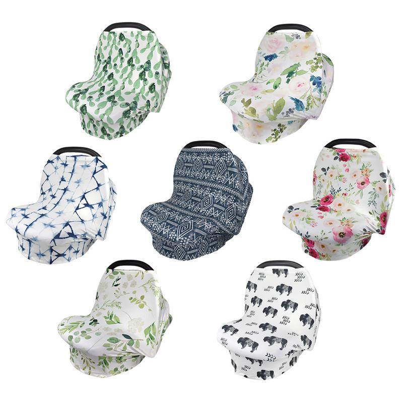 Smart Breastfeeding Towel Baby Hat Set Multi-function Seat Car Cover Baby Car Cover Cloth Baby Stroller Cover Cloth An Enriches And Nutrient For The Liver And Kidney Strollers Accessories Mother & Kids