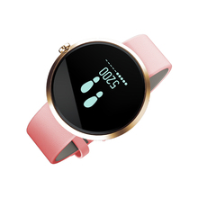 Blood Pressure Smart Watches Heart Rate Monitor Waterproof Smart Wristwatches Clock Fashion V06 Smart Bracelets
