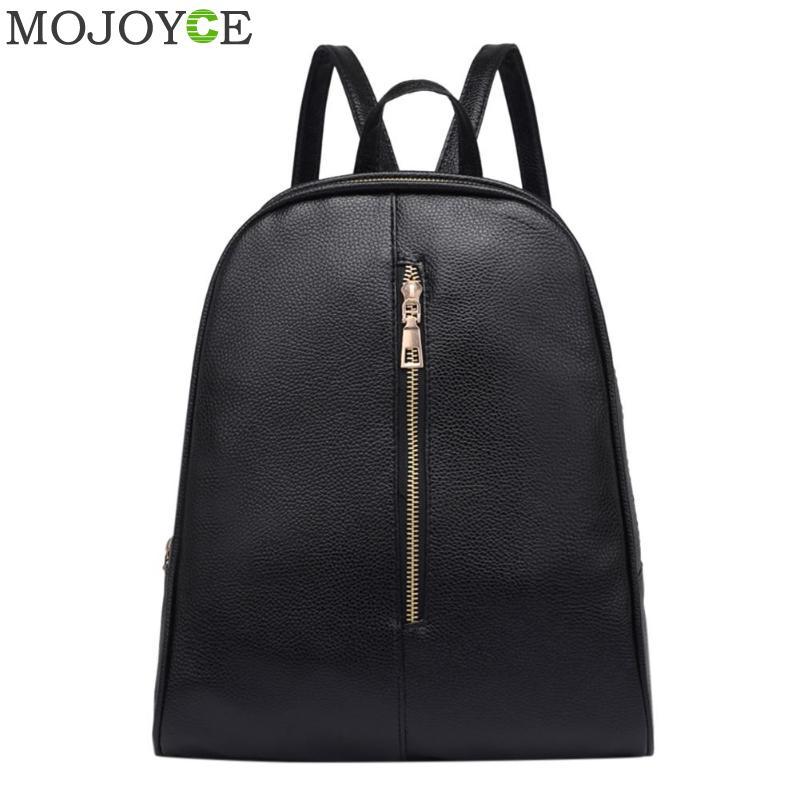 2018 Cute Korean Small New Women Bag Packs Quality PU Leather Fashion Bags Mini Zipper Backpack Womens Backpacks Back Pack