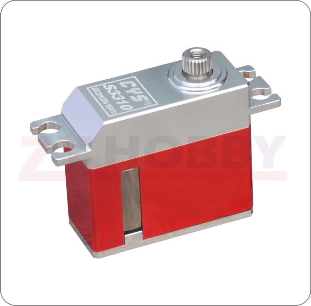CYS-S3310 Digital Metal Gear Servo 45g 6.0-7.4V 5.kg.cm 35X15X32.8mm